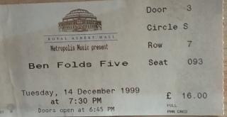 Ben Folds Five 99