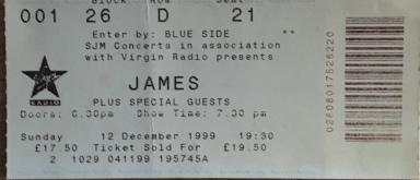 James London 99