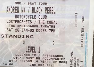 NME Brat Tour