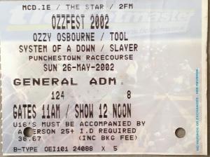 Ozzfest 2002