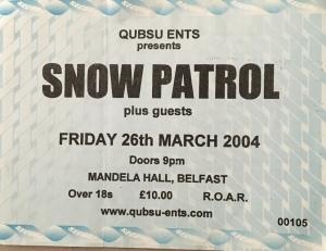 SNOW PATROL MANDELA (2)