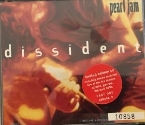 Dissident CD single