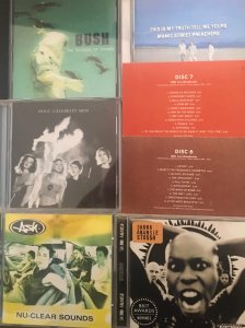 Soundtrack 26 June Glastonbury